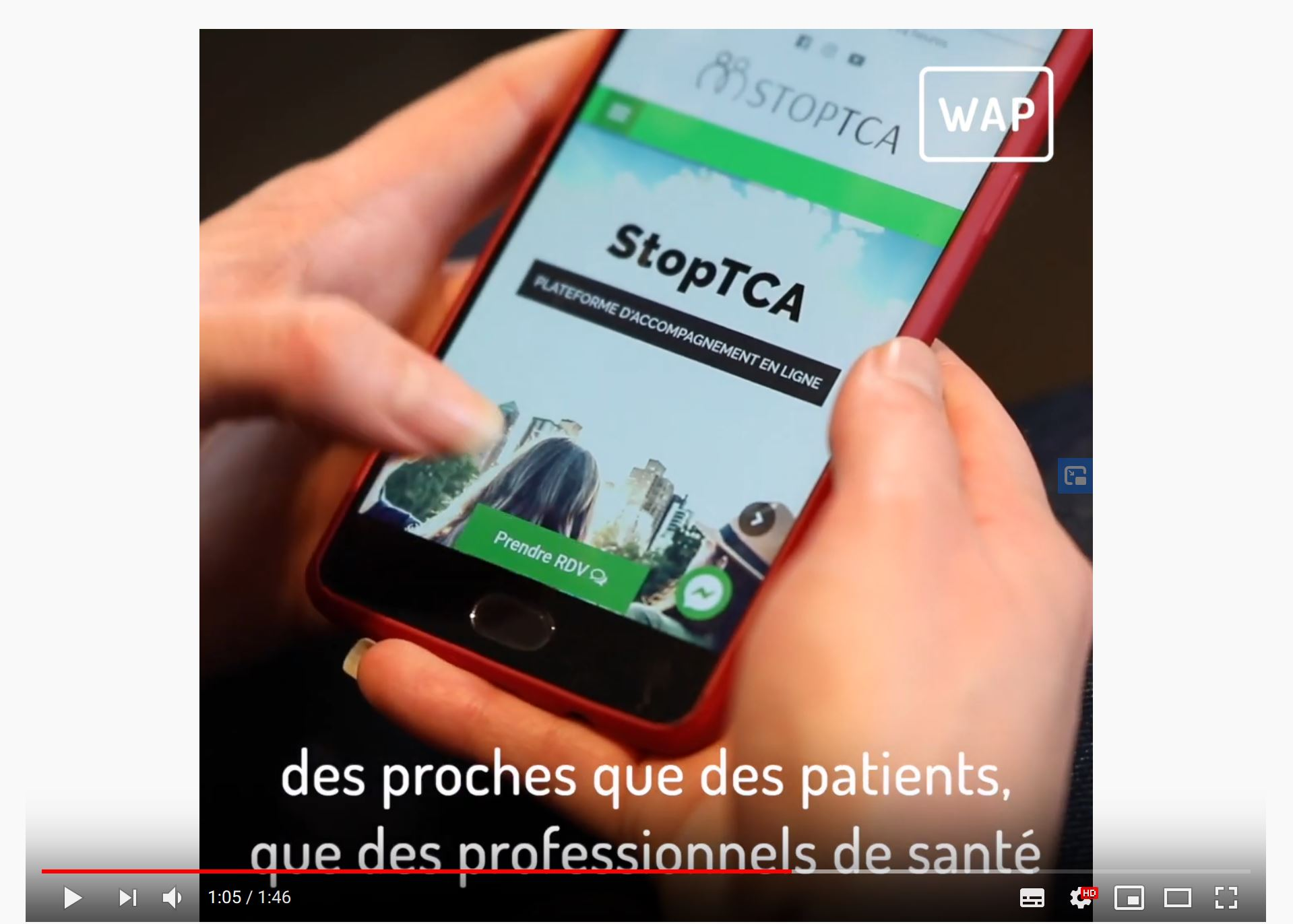 StopTCA par WEAREPATIENTS